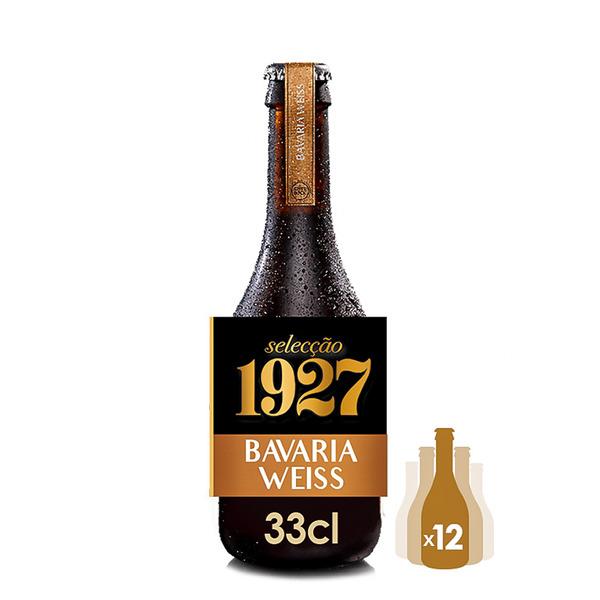 Cerveja Super Bock Selecção 1927 Bavaria Weiss