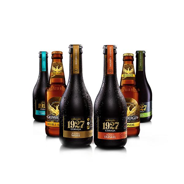 Pack Experiência 6 Cervejas