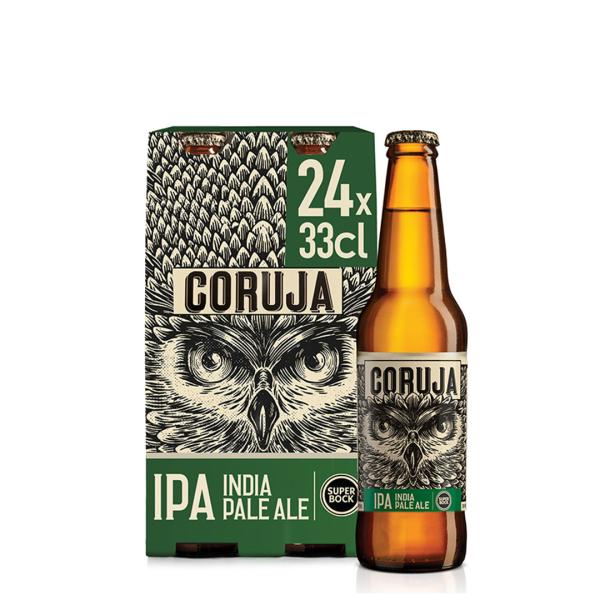 Cerveja Super Bock Coruja India Pale Ale